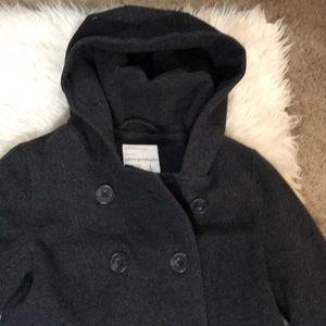 Aeropostale Jackets & Coats - Aeropostale gray pea coat large